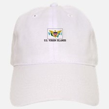 U.S. Virgin Islands Baseball Baseball Baseball Cap