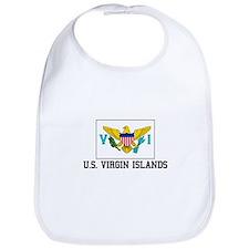 U.S. Virgin Islands Bib