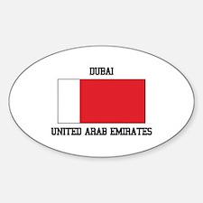 Dubai UAE Decal