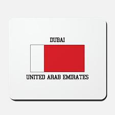 Dubai UAE Mousepad