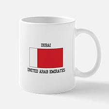 Dubai UAE Mugs