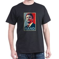 Rand Poster T-Shirt