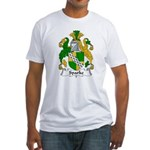 Sparke Family Crest Fitted T-Shirt