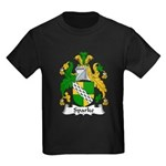 Sparke Family Crest Kids Dark T-Shirt