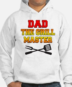 Dad The Grill Master Hoodie