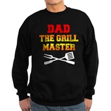Dad The Grill Master Jumper Sweater