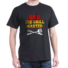 Dad The Grill Master T-Shirt