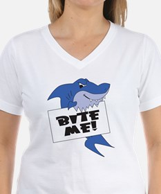 Bite Me Shark Shirt