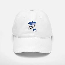 Bite Me Shark Baseball Baseball Cap