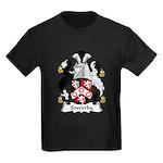 Sowerby Family Crest Kids Dark T-Shirt