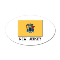 New Jersey Wall Decal