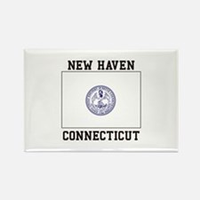 New Haven Flag Magnets