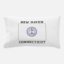 New Haven Flag Pillow Case