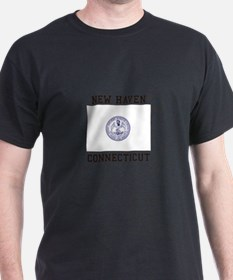 New Haven Flag T-Shirt