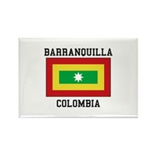 Barranquilla Colombia Magnets