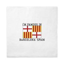 Famous In Spain Queen Duvet