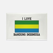 I Love Indonesia Magnets