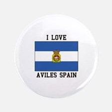 I Love Spain Button