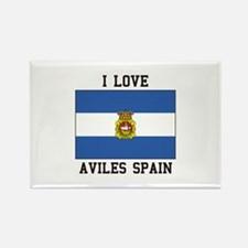 I Love Spain Magnets