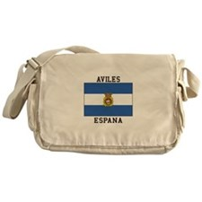 Aviles Espana Messenger Bag