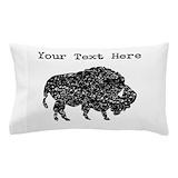 Buffalo Pillow Cases