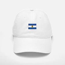 Aviles, Spain Flag Baseball Baseball Baseball Cap