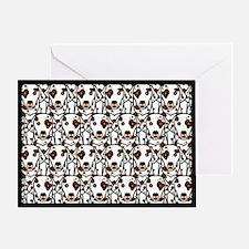 Dalmatians Greeting Card