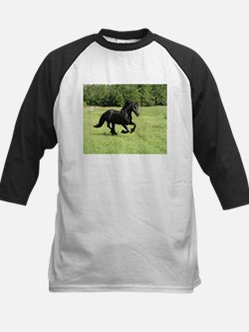 Cute Black horse Tee