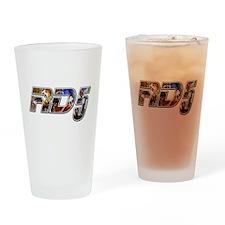 rd5bikeinside Drinking Glass