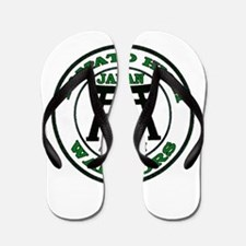 yamato high school japan Flip Flops
