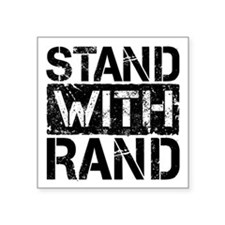 Stand With Rand Sticker