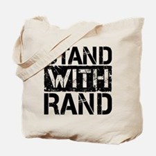 Stand With Rand Tote Bag