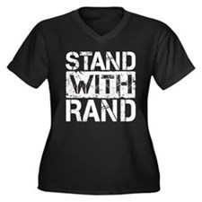Stand With Rand Plus Size T-Shirt
