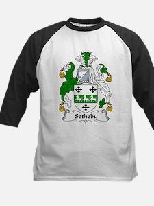 Sotheby Family Crest Kids Baseball Jersey
