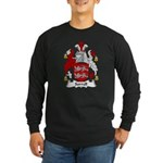 Sorrell Family Crest Long Sleeve Dark T-Shirt