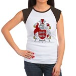 Sorrell Family Crest  Women's Cap Sleeve T-Shirt