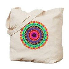 A Rainbow in Light Tote Bag
