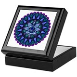 Buddha Square Keepsake Boxes
