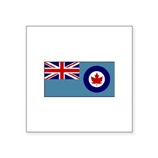 Canadian Air Force Flag Sticker