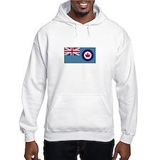 Canadian Air Force Flag Hoodie