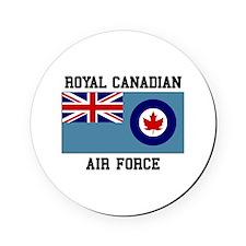 Canadian Air Force Cork Coaster