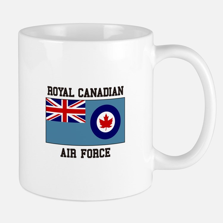Canadian Air Force Mugs