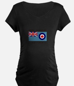 Canadian Air Force Maternity T-Shirt