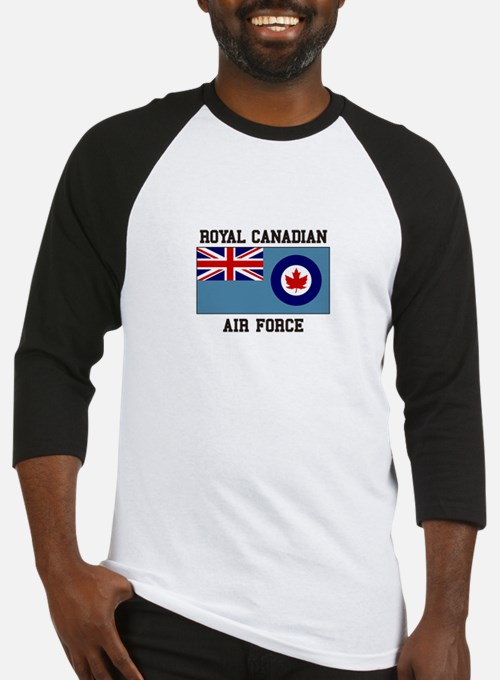 Canadian Air Force Baseball Jersey