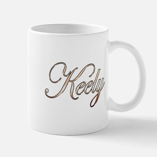 Gold Keely Mug