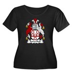 Somerfield Family Crest Women's Plus Size Scoop Ne