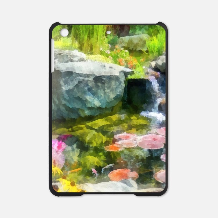 Koi Pond iPad Mini Case