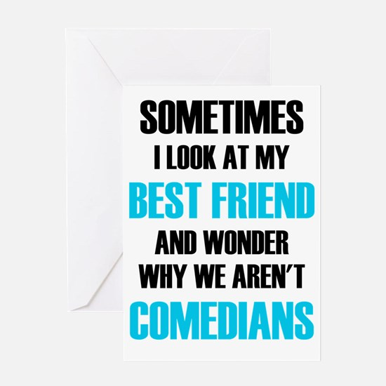 Sometimes I Look At My Best Friend A Greeting Card