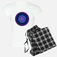 The Evening Light Mandala Pajamas