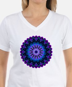 The Evening Light Mandala Shirt